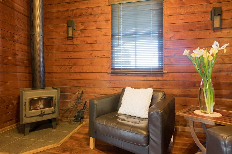 Broke Estate Cottage Fireplace