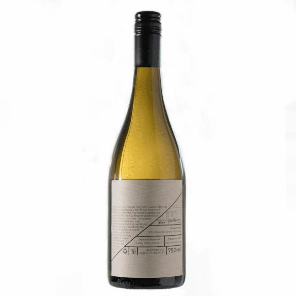 Broke Estate Hunter Valley 2016 Chardonnay Back Label
