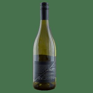 2017 Chardonnay Back Label
