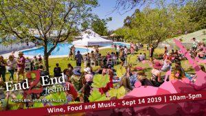 End 2 End Festival Hunter Valley Concert 2019