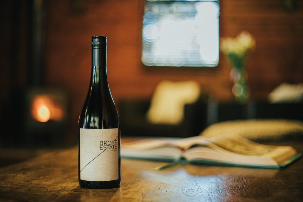 Shiraz Wine Hunter Valley Broke Estate